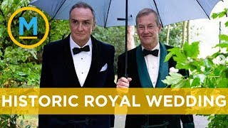 Queen Elizabeth's cousin got married in the first gay royal wedding | Your Morning