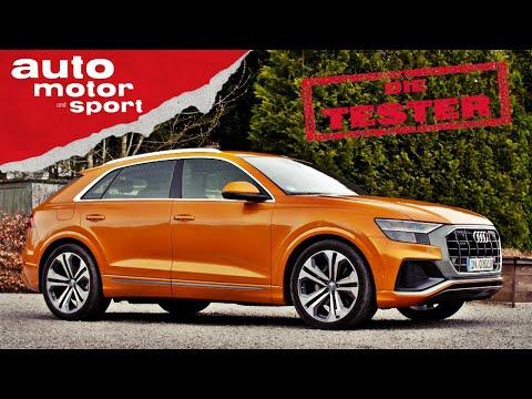 Audi Q8 3.0 TDI: Ein SUV von heute oder von gestern? - Test/Review | auto motor und sport