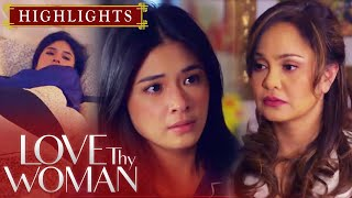Lucy (Eula Valdes) urges Dana (Yam Concepcion) not to worry about her after she barged into her daughter's room late at night.  Subscribe to the ABS-CBN Entertainment channel! - http://bit.ly/ABS-CBNEntertainment  Watch the full episodes of Love Thy Woman on TFC.TV: http://bit.ly/LoveThyWoman-TFCTV and on iWant for Philippine viewers: http://bit.ly/LoveThyWoman-iWant  Visit our official websites!  https://lovethywoman.abs-cbn.com/  http://www.push.com.ph  Facebook:http://www.facebook.com/ABSCBNnetwork Twitter:https://twitter.com/ABSCBN Instagram:http://instagram.com/abscbn  Episode 28 Cast: Eula Valdes (Lucy) / Jennifer Sevilla (Carol) / Yam Concepcion (Dana) / JJ Quilantang (Michael)  Watch more Love Thy Woman videos here: Highlights - http://bit.ly/LoveThyWomanHighlights Recaps - http://bit.ly/LoveThyWomanRecaps  #LTWLoyal #LoveThyWomanEp29 #LoveThyWoman