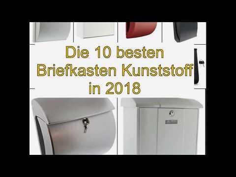 Die 10 besten Briefkasten Kunststoff in 2018