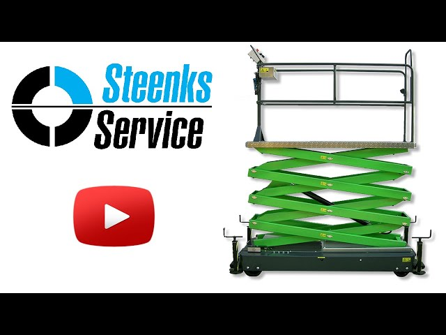 YouTube video | Pipe rail trolley PHC 6400