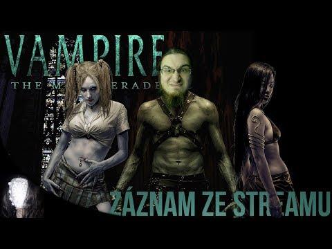Vampire: The Masquerade - Bloodlines - Nosferatu / záznam 4.3.2018  / XmatuliX