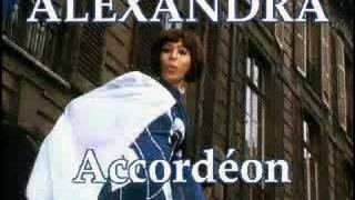 """Video thumbnail of """"Alexandra - Accordéon ( Akkordeon )"""""""