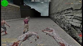 Counter Strike 1.6: Zombie Escape - 5Tazona   World War