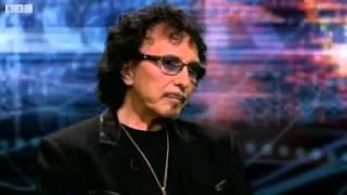 Black Sabbath's Tony Iommi on the occult and drug use