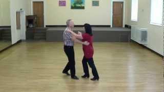 WHATCHA RECKON  ( Western Partner Dance )