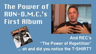 "The Thursday Throwback Track - Episode 180: Run-D.M.C. & ""The Power of Repetition (Everlast"
