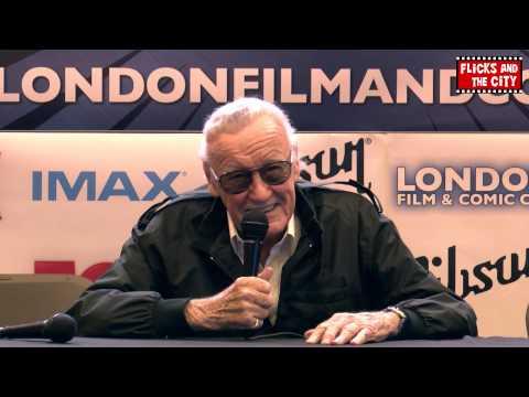Stan Lee Wants a Cameo in Batman V Superman! | MTW