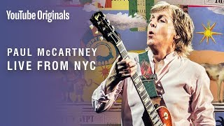 PaulMcCartney:LivefromNYC