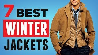 Best Winter Jackets For Men   Stay Warm & Stylish In Cold Weather   RMRS Style Videos