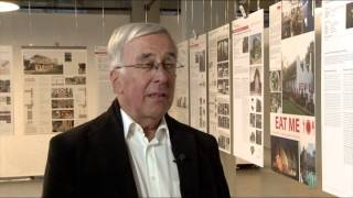 Members of the Global Holcim Awards juries on sustainable construction - Hans-Rudolf Schalcher