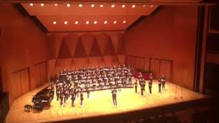 HKCC // 2017 Senior B // Mini Concert // The Fire Dance Of Luna //