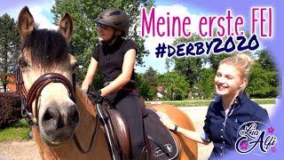 Lia & Alfi - Meine Erste Pony FEI - Future Champions #derby2020
