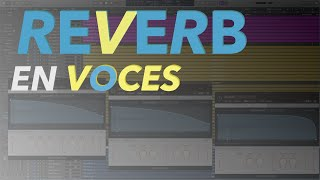 Reverb para voces mas naturales!