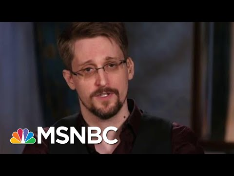Defiant Edward Snowden Says He Would Leak 'Again'   The Beat With Ari Melber   MSNBC