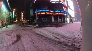 2015 Blizzard Shuts Down Major Cities in Northeast