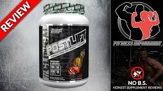 Nutrex PostLift  REVIEW (NO B.S - 100% Honest) | Fitness Informant