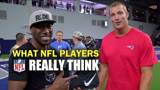 What NFL Players Really Think Of Nike Cleats