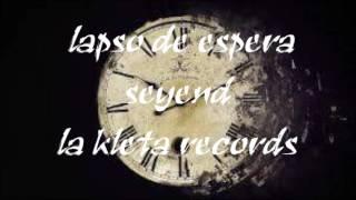 seyend - LAPSO DE ESPERA