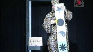 Imitateur - Spectacle imitation : Daniel Juillerat