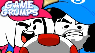 Game Grumps Animated - Toad's a Dick - by Brandon Turner