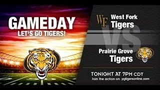 Prairie Grove (53) vs West Fork (0) 2016
