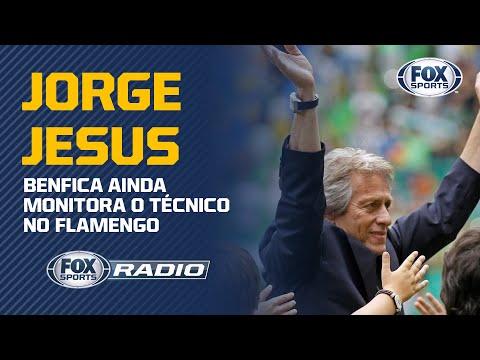 JORGE JESUS PODE SAIR DO FLAMENGO DE GRAÇA PARA O BENFICA? | FOX Sports Rádio