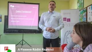 Intervju članova Fondacije Pannon RTV 19.01.2016. (mađarski jezik)