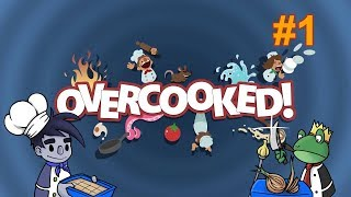 Overcooked with Friends | Part #1