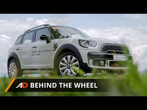 2017 Mini Cooper Countryman SD Review - Behind the Wheel