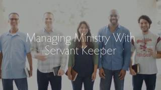 Servant Keeper video