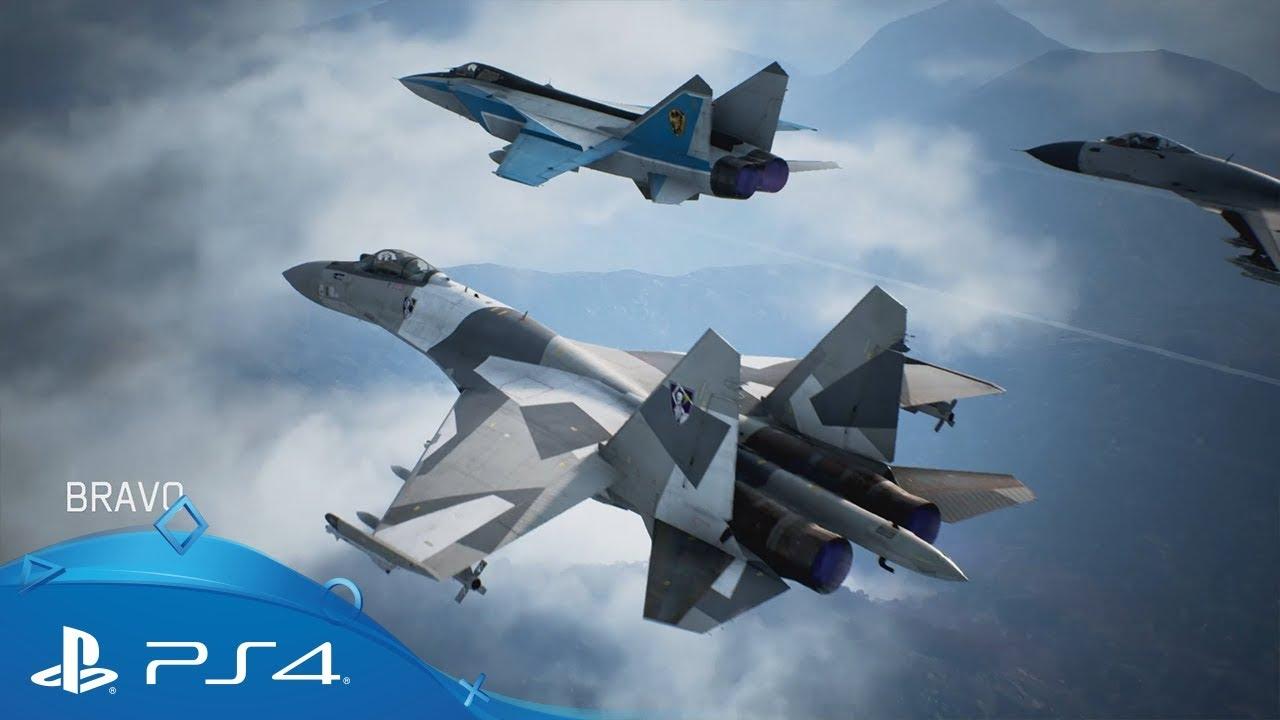 Le modalità multigiocatore di Ace Combat 7: Skies Unknown spiegate nel dettaglio