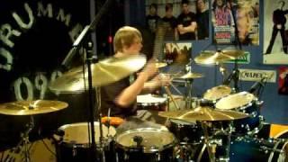 John Lennon - Arkells Drummer 0992 [Drum Cover]