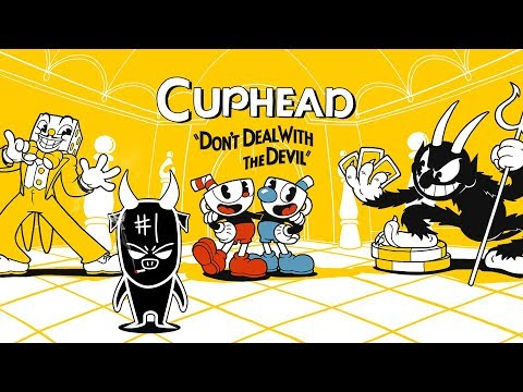 "CUPHEAD FR – Gameplay EP1 ""Traitons avec le Blackdevil  ;)"""