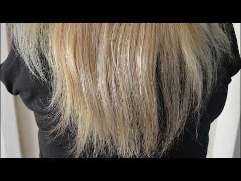 Ujędrniający Maska do włosów z ziołami