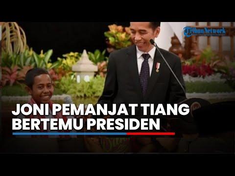 Joni Ungkap Kronologi Panjat Tiang Bendera kepada Jokowi, Awalnya Ia Tak Ikut Upacara