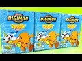 Unboxing Digital Digimon Monsters Plush Minis Toy Plushies to Review