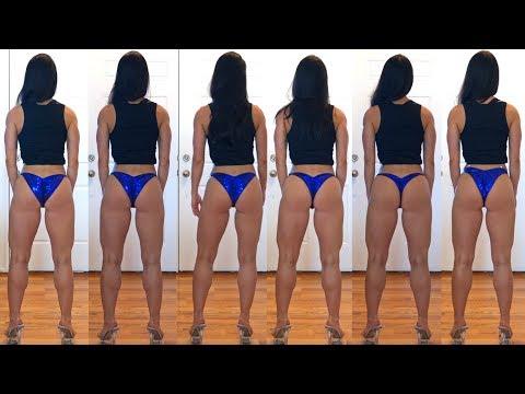 Kara Corey Fit Life mostra a diferença entre os bikinis Brasileiros