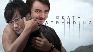 Maddyson Death Stranding, честный обзор на Игру года