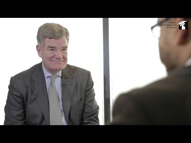 Mark Wood, former CEO, JLT Employee Benefits
