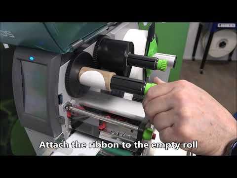 Elastobinder: Installing labels