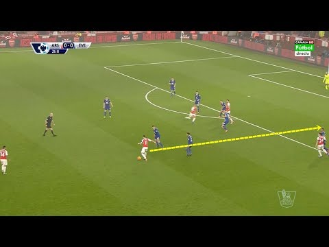 Mesut Özil Signature Pass - The Disguised Pass