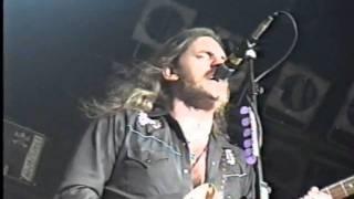 Motörhead - Ace of Spades - live Ludwigshafen 1995 - Underground Live TV recording