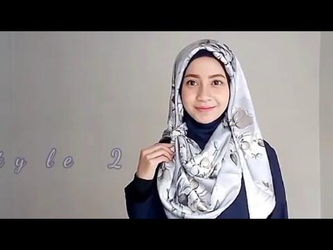 Video Modern Hijab Fashion Style   Part 2