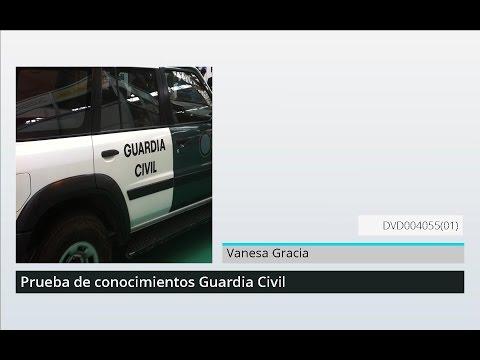Prueba conocimientos Oposiciones Guardia civil de Oposiciones Guardia Civil en MasterD