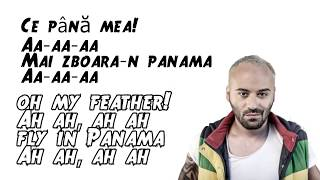 Matteo Panama Lyrics Video Romanian English