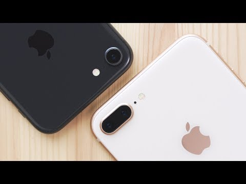 Hands-On With Apple's New iPhone 8 and iPhone 8 Plus