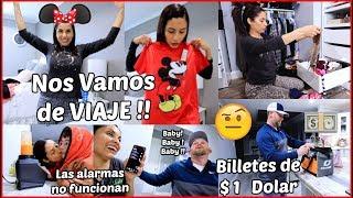 Nos Vamos de Viaje a Disneyland !! ✚ Que hay en la Bolsa de Mr. Papa 🥔😂 - ♡IsabelVlogs♡