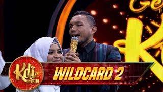 Uuh!! Fakhrul Razi Bilang Parasnya Nida SWEET - Gerbang Wildcard 2 (4/8)