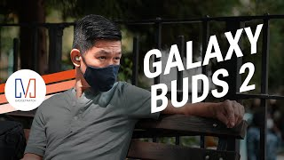 Samsung Galaxy Buds 2 Unboxing & Review: Most Affordable Noise Cancelling Earphones